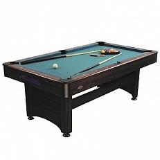 Buffalo Pooltafel 7ft Rosewood Bal Terugloop Systeem