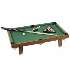 Buffalo Mini Pooltafel Explorer Deluxe