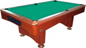 Buffalo Eliminator II Pooltafel - 7 Ft Bruin
