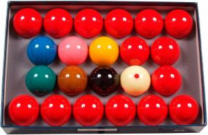 Snooker Ballenset Aramith Tourncham 524 Mm