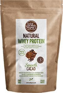 Ekopura Natural Whey Protein Smooth Cacao