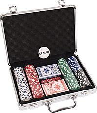 Poker Koffer Alu 200 Chips (8717973577515)