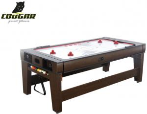 Cougar 2-in-1 Pool- En Air Hockeytafel Reverso