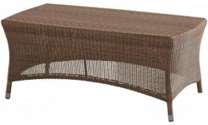4 Seasons Outdoor Sussex Salontafel 110 X 60 Cm - Polyloom Taupe