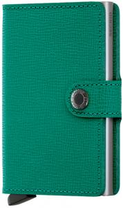 Secrid Mini Wallet Portemonnee Crisple Emerald