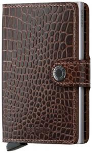 Secrid Mini Wallet Portemonnee Brown Amazon