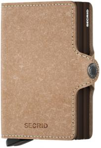 Secrid Twin Wallet Portemonnee Recycled Natural