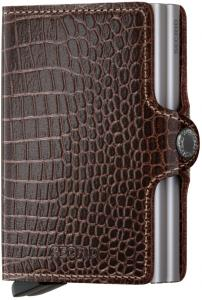 Secrid Twin Wallet Portemonnee Amazon Brown