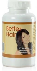 Better Hair Vrouw Tabletten