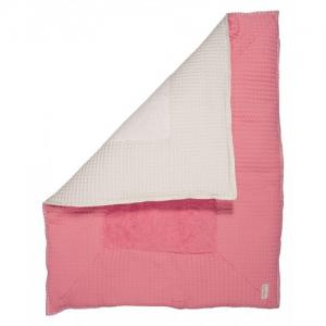 Koeka Boxkleed 87x102 Tea Rose - Pebble