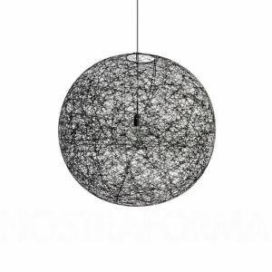 Moooi Random Light Pendel Medium MO MOLRA-M-B Zwart