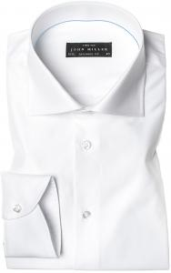 John Miller Business Shirt Tailored Fit Two Ply 43