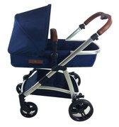 Born Lucky Kinderwagen Rapido Starlight Blue