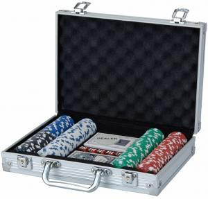Luxe Pokerset Incl. 200 Chips