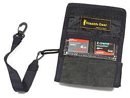 Stealth Gear Compact Flash Memory Card Wallet