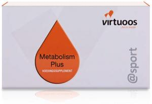 Virtuoos Metabolism Plus 60cap