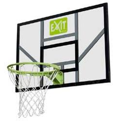 Exit Galaxy Basketbalboard + Ring Net