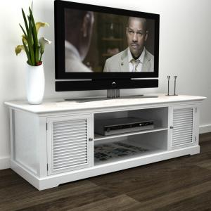 Tv-meubel Hout Wit