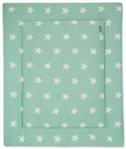 Boxkleed Ster Mint/Wit (8718481189702)