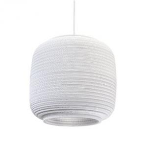 Graypants Ausi 14 White Hanglamp
