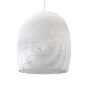 Graypants Bell 16 White Hanglamp