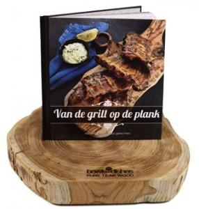 Bowls And Dishes Van De Grill Op Plank Giftset