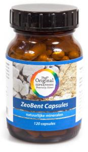 Original Superfoods Zeobent 120 V-Caps