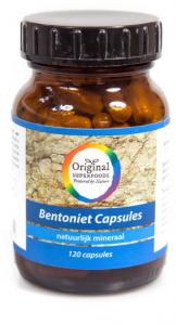 Original Superfoods Bentoniet 120 V-Caps