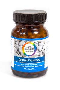 Original Superfoods Zeoliet 120 V-Caps