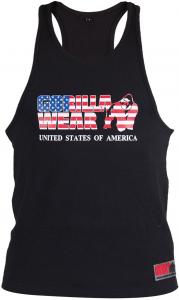 Gorilla Wear USA Tank Top Black - XL