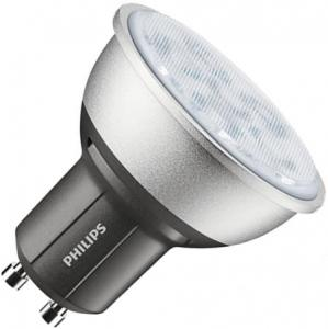 Philips LED Reflector 230V 43W Vervangt 50W GU10 50mm 2700 Warm- (8718696457092)