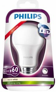 Philips 8718696478714 95W 60W E27 GR FR Dimbare LED Kogel Lamp