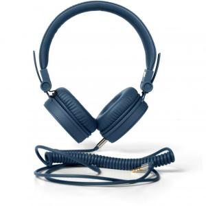 Fresh N Rebel 3HP100IN Headset On-ear 3.5 Mm Microfoon Indigo