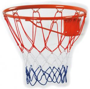 Basketbal Ring Met Net Multi