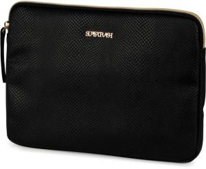 Tablet Sleeve Supertrash Black: 18x25 Cm