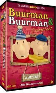 Buurman En DVD Box 8 Dvd