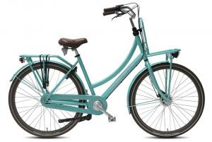 Vogue Elite Plus 28 Inch 50 Cm Dames 7V Rollerbrakes Mintgroen