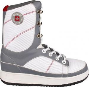 Winter Grip Snow Sportboot Grijs Wit Senior Maat 44