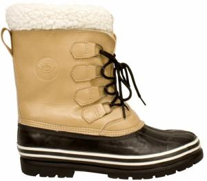Winter Grip Snowboots Canadian I Zand Zwart Senior Maat 44