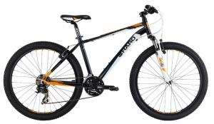 Haro Flightline One 26 Inch 48 Cm Heren 21V V Brake Zwart