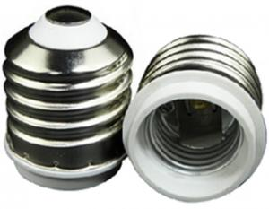 Verloopfitting E40-E27