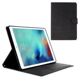 Mercury - IPad Pro 9.7 Hoes Leather Case Diary Zwart
