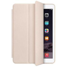 Javu - IPad Air 2 Hoes Smart Book Case Folio Beige
