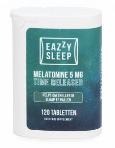 Eazzysleep Melatonine Time Released 5 Mg