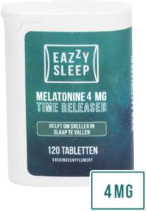 4 Mg Time Released - Eazzysleep