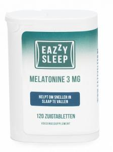 Eazzysleep Melatonine Regular 3 Mg Zuigtabletten