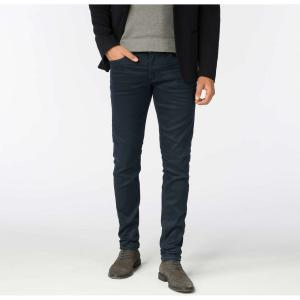Jeans Cast Iron Cope Tapered Deep Blue Coated