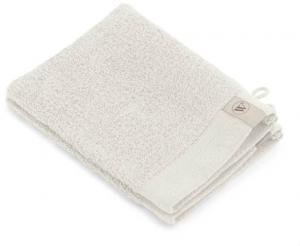 Walra Soft Cotton Washandje 16x21 Cm 550 Gram Stone Grey - 2 Stu