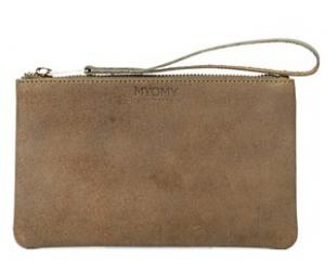 MYOMY Clutch Small Clutches Bruin
