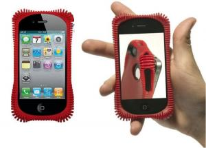 Iphone Ribbz Red